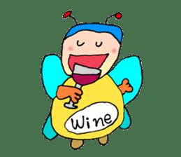 Plump fairy sticker #2159531