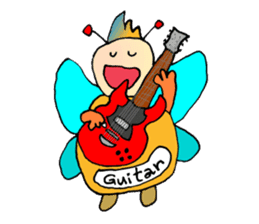 Plump fairy sticker #2159532