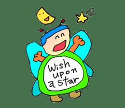 Plump fairy sticker #2159540
