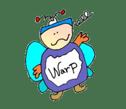 Plump fairy sticker #2159541