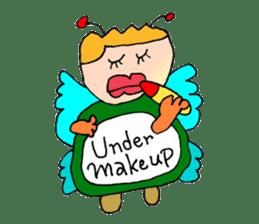 Plump fairy sticker #2159543