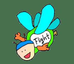 Plump fairy sticker #2159544