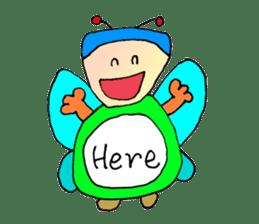 Plump fairy sticker #2159547