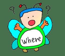 Plump fairy sticker #2159548