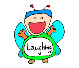 Plump fairy sticker #2159551