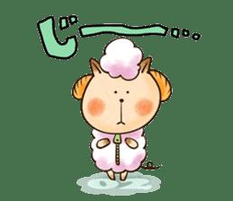 Sleep Sheep Sticker sticker #2161154