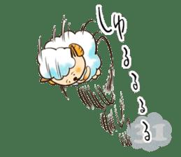 Sleep Sheep Sticker sticker #2161183