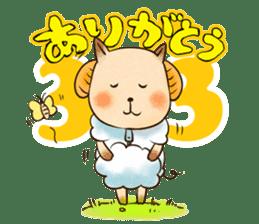 Sleep Sheep Sticker sticker #2161185