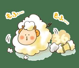 Sleep Sheep Sticker sticker #2161188