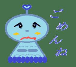 Terumi-chan sticker #2161413