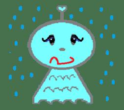 Terumi-chan sticker #2161415