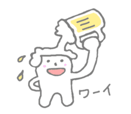 ha(tooth)-desu sticker #2161499