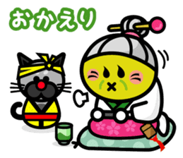 I LOVE AWA ODORI sticker #2161914