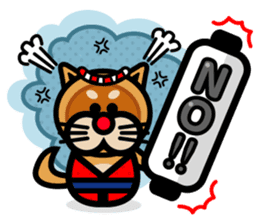 I LOVE AWA ODORI sticker #2161932