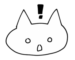 FaceCat sticker #2162072