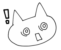FaceCat sticker #2162073