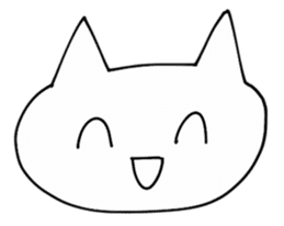 FaceCat sticker #2162078