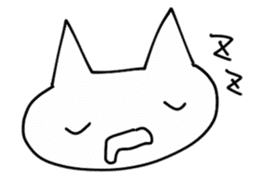FaceCat sticker #2162083