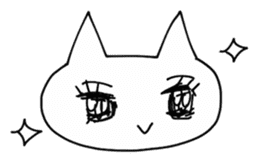 FaceCat sticker #2162086