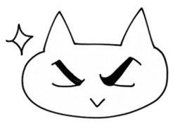 FaceCat sticker #2162088