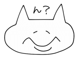 FaceCat sticker #2162090