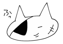 FaceCat sticker #2162093