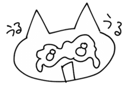 FaceCat sticker #2162104