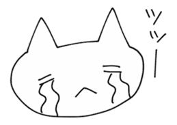 FaceCat sticker #2162108