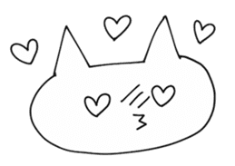 FaceCat sticker #2162111