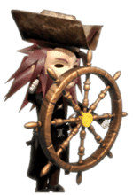 3D Pirates sticker sticker #2162489