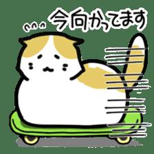 Scoron of cat sticker #2164202
