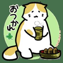 Scoron of cat sticker #2164207
