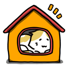 Scoron of cat sticker #2164217