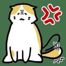 Scoron of cat sticker #2164223