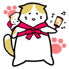 Scoron of cat sticker #2164227