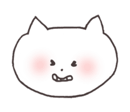 yopipi nya-chan sticker #2165843