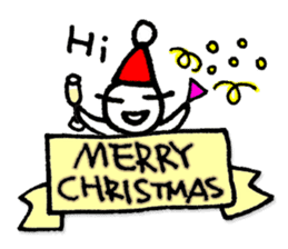 KAZURIN 7: Christmas (English ver.) sticker #2166112