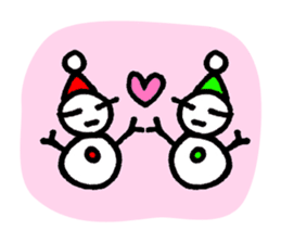 KAZURIN 7: Christmas (English ver.) sticker #2166115