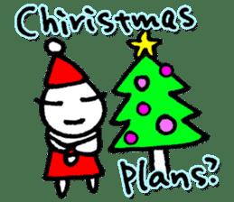 KAZURIN 7: Christmas (English ver.) sticker #2166120