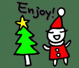 KAZURIN 7: Christmas (English ver.) sticker #2166122