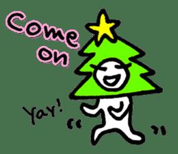 KAZURIN 7: Christmas (English ver.) sticker #2166125