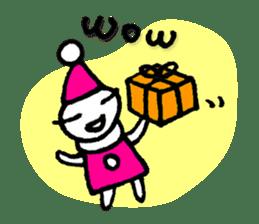 KAZURIN 7: Christmas (English ver.) sticker #2166130