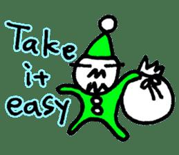 KAZURIN 7: Christmas (English ver.) sticker #2166143