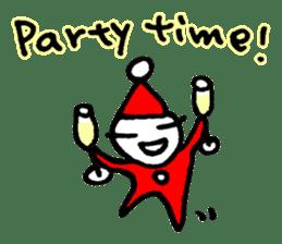 KAZURIN 7: Christmas (English ver.) sticker #2166145