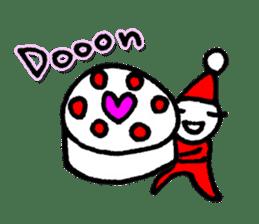 KAZURIN 7: Christmas (English ver.) sticker #2166146