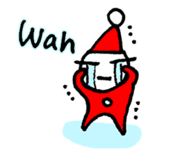 KAZURIN 7: Christmas (English ver.) sticker #2166148