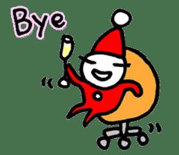 KAZURIN 7: Christmas (English ver.) sticker #2166151