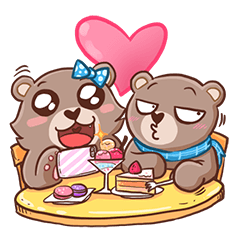 Brownie & Boyfriend