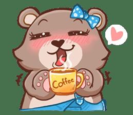 Brownie & Boyfriend sticker #2168434