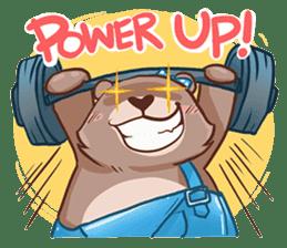 Brownie & Boyfriend sticker #2168447